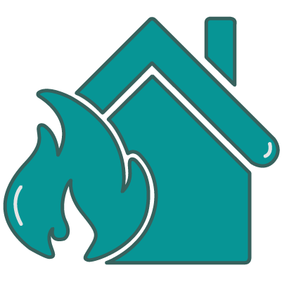 dwelling fire icon