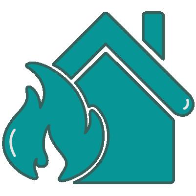 dwelling fire icon