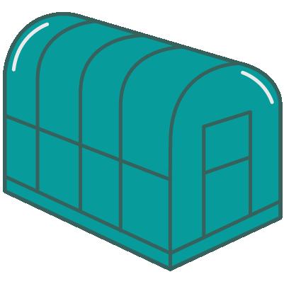 indoor grow facility icon