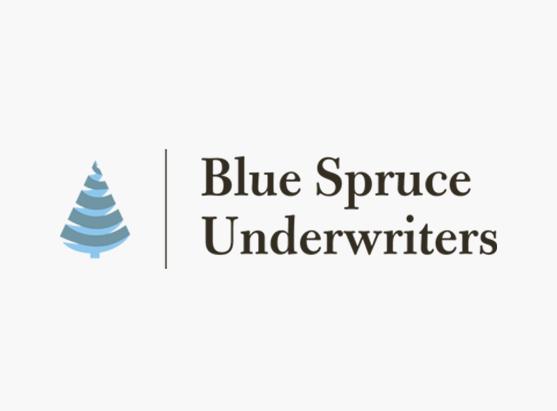 Blue Spruce Underwriters logo