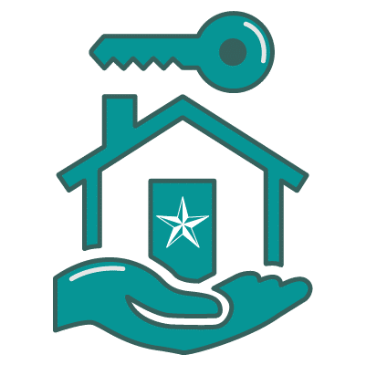texas homeowner icon