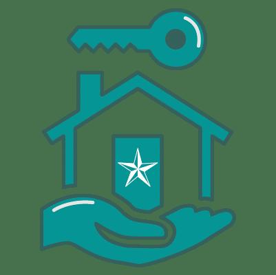 texas homeowner icon