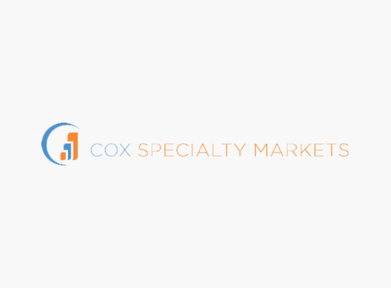 COX Speciality Markets logo