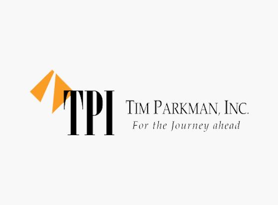 Tim Parkman, Inc. logo